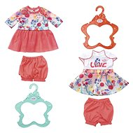 BABY born Dresses 43 cm, 2 kinds - Doll Accessory
