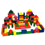 EkoToys Blocks Colour 100 pcs