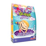 Glibbi Glitter Purple Glittering Slime, DP10 - Water Toy