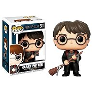 Funko Pop Movies: Harry Potter - Harry Potter w/Firebolt