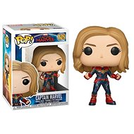 Funko Pop Marvel: Captain Marvel - Captain Marvel w/Chase - Figurine