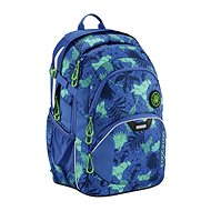 Coocazoo JobJobber2 Tropical Blue - School Backpack