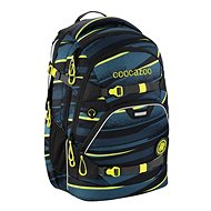 Coocazoo ScaleRale Wild Stripe - School Backpack