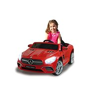Jamara Ride-on Mercedes-Benz SL 400 - red - Children's electric car