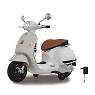 Jamara Ride-on Vespa - white - Children's electric motorbike
