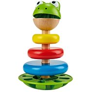 Hape Folding Frog - Toddler Toy