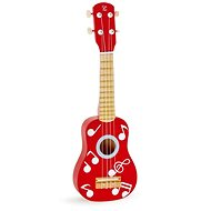 Hape Ukulele, Red - Musical Toy