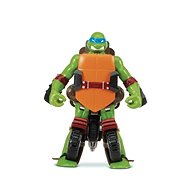 Ninja Turtles - Motorcycle Transformer - Leonardo - Figurine