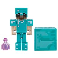 Minecraft Steve with elixir of invisibility - Figurine