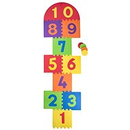 Plastica Foam Puzzle Jumping Dummy - Play Mat