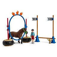 Schleich Agility Race for Ponies - Figures