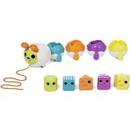 Singing Sorter Caterpillar with Identifying Shapes - Toddler Toy