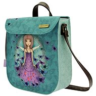 Mirabelle Small Satchel - Butterfly - School Backpack