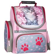 Backpack with cat - School Backpack