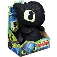 Dragons 3 Squeeze & Growl Toothless, with Sounds - Plush Toy