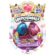 Hatchimals 2 Pack + Throne - Figures