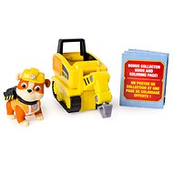 Paw Patrol, Vehicle with Rubble, the Ultimate Rescuer - Set