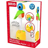 Brio 30262 Parrot with Sound Recording - Toddler Toy