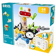 Brio 34592 Builder Record & Play Set - Building Kit