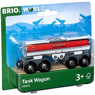 Brio 33472 Tank Wagon - Train Set