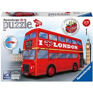 Ravensburger 3D 125340 London Bus - 3D puzzle