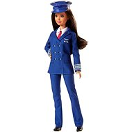 Barbie Careers Pilot Doll with Brunette Hair & Themed Accessories - Doll Accessory