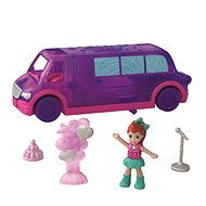 Polly Pocket Vehicle Party Limousine - Game Set