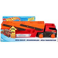 Hot Wheels Mega Hauler - Game set