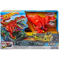 Hot Wheels City T-Rex Rampage - Game set