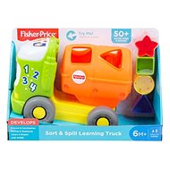 Fisher-Price Musical Toy Car - Toddler Toy