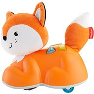 Fisher-Price Crawl After Learning Fox - Interactive Toy