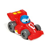 Clementoni Pull Back & Go Racing Car - Toy Vehicle