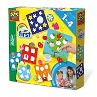 SES My First Sticking Shapes - Creative Kit