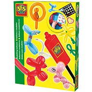 SES Blow molding balloons with pump - Creative Kit