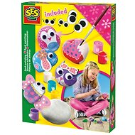 SES Painting stones for girls - Creative Kit