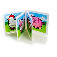 Squeaky Book My first animals - Toddler Toy
