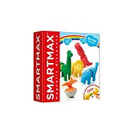 SmartMax - My First Dinosaurs - 14 pcs - Magnetic Building Set