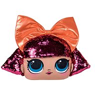 L.o.L Surprise Girls Glitter Queen with Sequins - Pillow