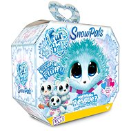 Scruff-a-Luvs Classic Candy Floss Soft Toy - Snowball - Plush Toy