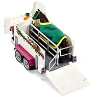 Schleich 42346 Pick-up with trailer and horse - Game set