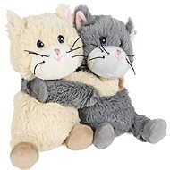 A Pair of Cats (2pcs) - Warming Plush Toy