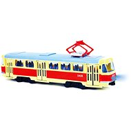 Rappa Tram with Stops Announced - Toy Vehicle