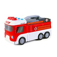 Rappa 2-in-1 Fire Engine - Toy Vehicle