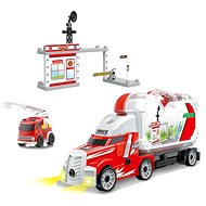 Rappa Model Car - Fire Department - Toy Vehicle