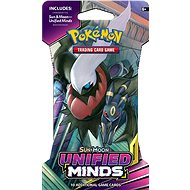 POK: SM11 Unified Minds 1 Blister Booster - Card Game