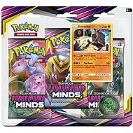 POK: SM11 Unified Minds 3 Blister Booster - Card Game
