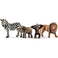 Schleich 42387 Set of wild animals - Figure Set