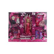 Big Set with Doll and Accessories - Set