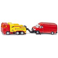 Siku Super - Tow lorry with delivery - Metal Model