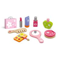 Wooden Beauty Case - 10pcs - Wooden Toy